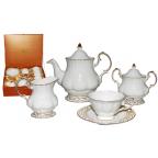 1787 Набор чайный 15пр. Кружево
