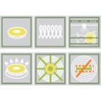 Сковорода Maestro 24 см титановое покрытие MR 1205-24