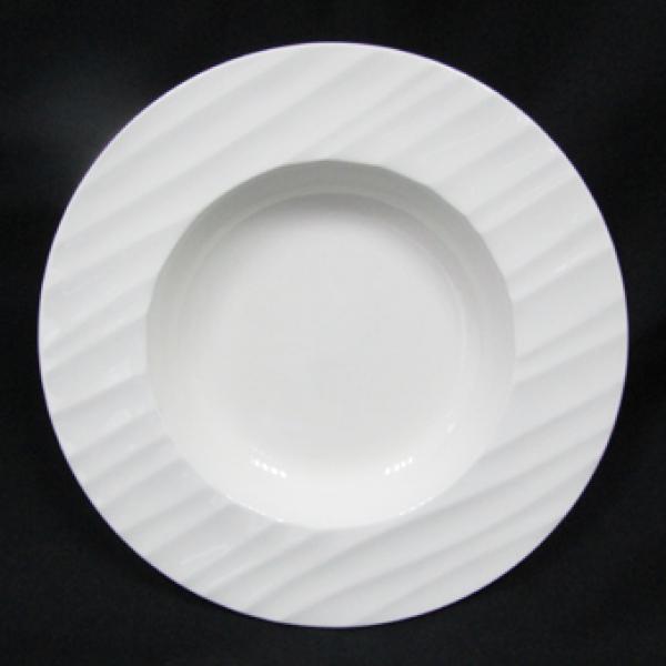 Тарелка для супа Maestro Hawaii 24 см. MR 10002-03