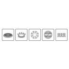 Сковорода-вок с крышкой Maestro 28 см MR 4828