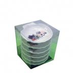 Набор пиалок Maestro 6 шт фарфороавя MR 10025-52
