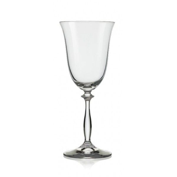 Набор бокалов Bohemia Angela 185 мл.6 шт.(b40600-185)
