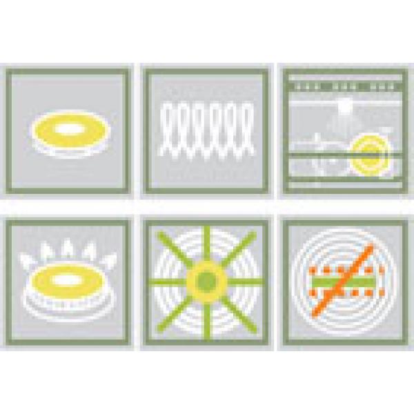 Сковорода Maestro 24 см Granit  MR 1210-24