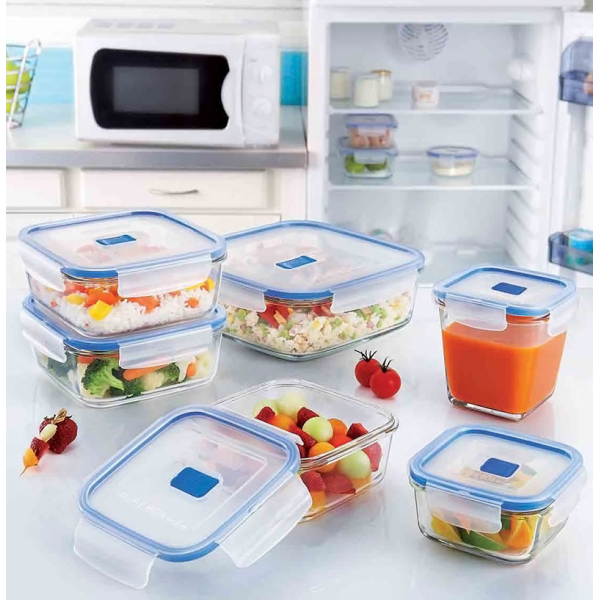 P3552 Пищевой контейнер 1220 мл Pure Box Active