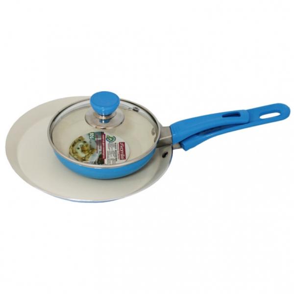 0615 Набор сковород 2 пр. (керамическое покрытие)