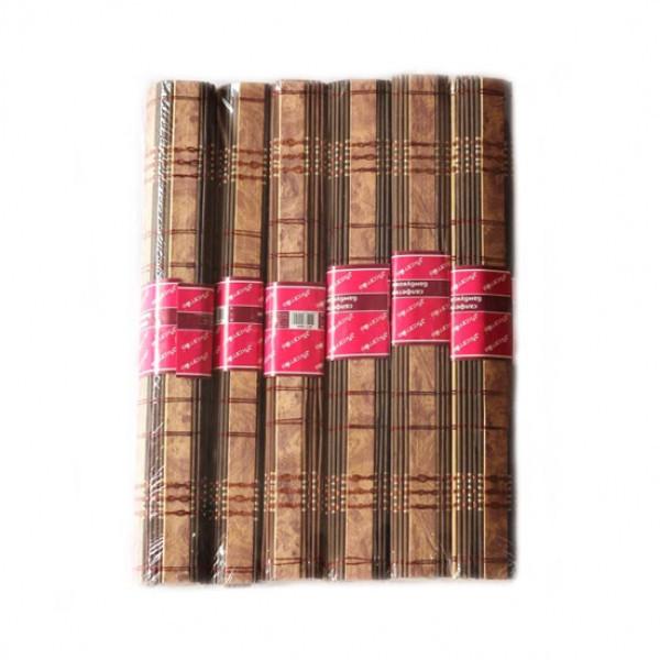 1045 Набор бамбуковых салфеток  6 шт.
