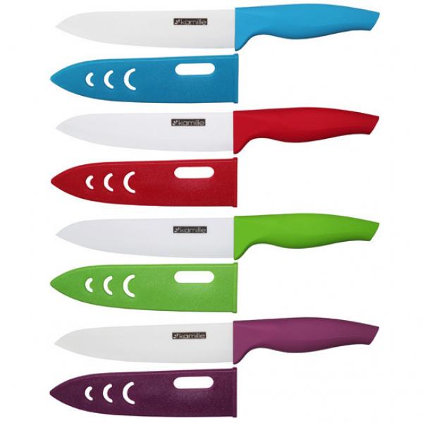 """5158 Нож керамический """"Шеф-повар"""" 15 см"""