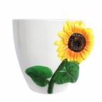 647-019 Горшок для цветов Подсолнечник 1,2 л.