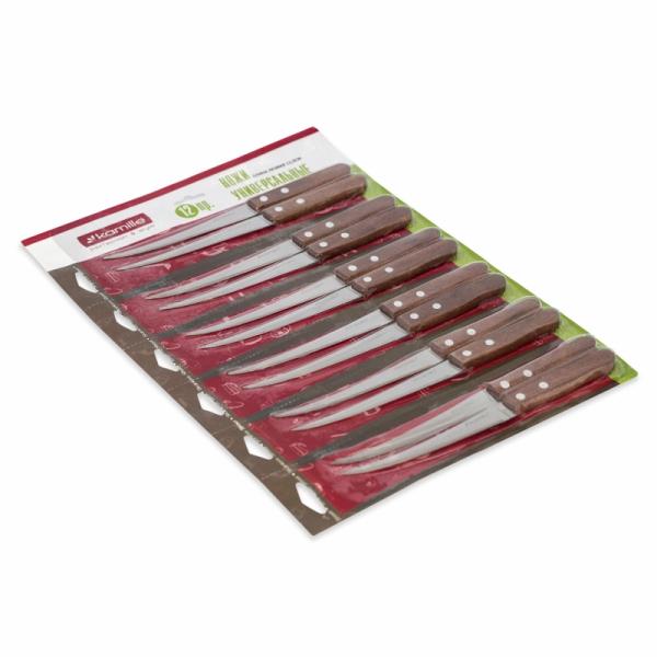 5304 Набор ножей 12,5 см (12 пр.)