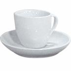 13629 Чашка з блюдцем 100 мл Хорека