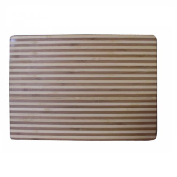 964 Доска разделочная бамбуковая 30х20х1,9 см