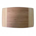 961 Доска разделочная бамбуковая 28х15х1,5 см