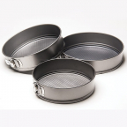 MR 1105 Набор форм для выпечки 3 шт.  24/26/28 см