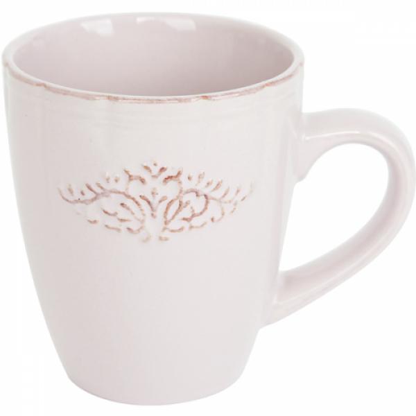 6110 Чашка 360 мл Античная розовая