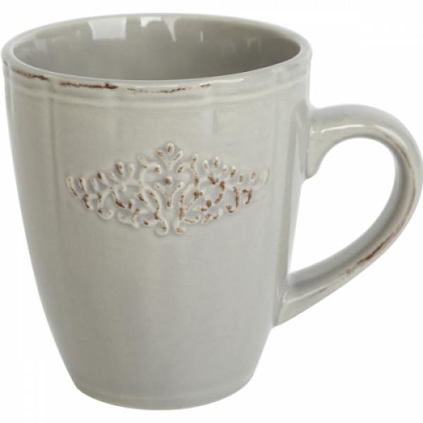 6110 Чашка 360 мл Античная серая