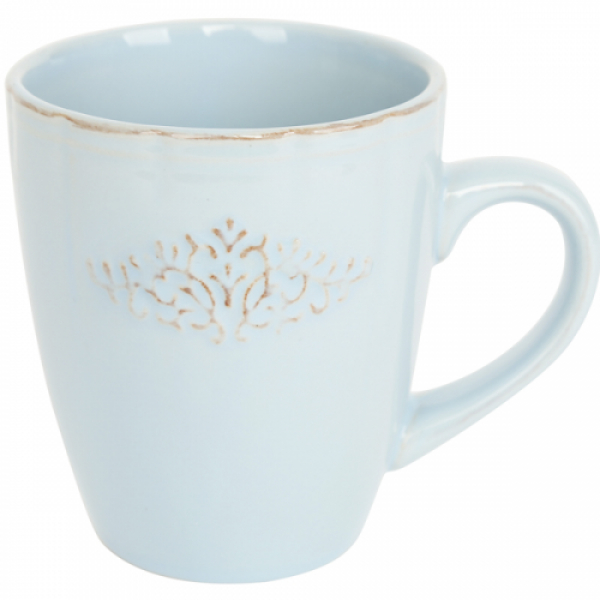 6110 Чашка 360 мл Античная голубая