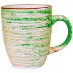 6116 Чашка 360 мл Пастель зеленая