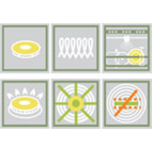 Набор посуды  Maestro 21 пр. MR 3503