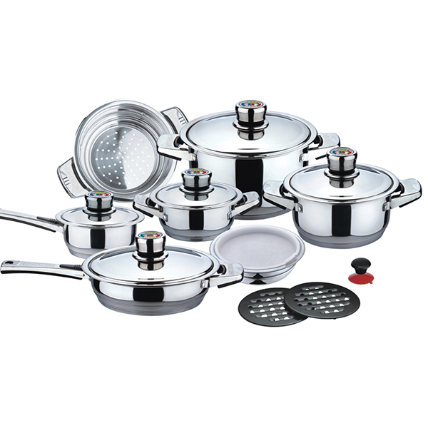 Набор посуды Maestro 16 пр. MR 3504
