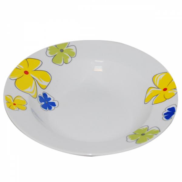 3082-07 Суповая тарелка 20 см Маргарита