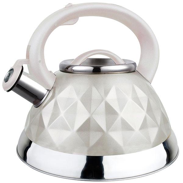 Чайник Maestro 3 л (белый и серый цвет) MR 1311