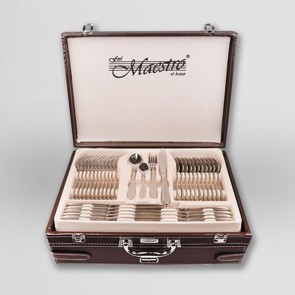 Столовые приборы Maestro 72 пр. MR 1515