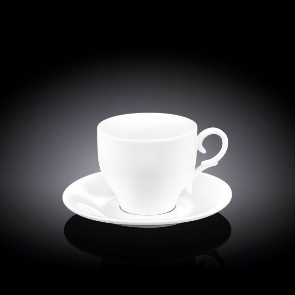 WL-993009R/4C Набор чайный 8 пр. 220 мл.