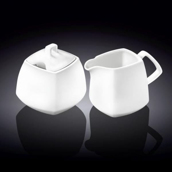 WL-995028 Набор молочник 310 мл. + сахарница 340 мл.2пр.